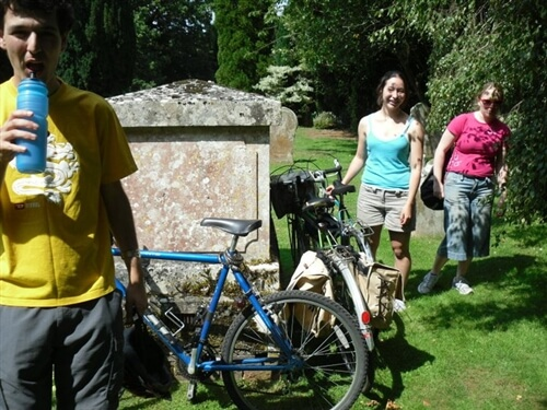 Early Summer Cycling Tour 2011
