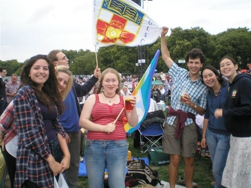 Party in the Park – Last Night of the Proms 2011