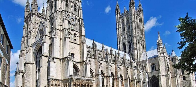 Early Summer Tour 2014 – Canterbury